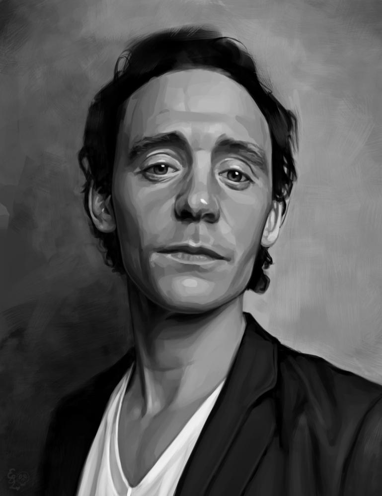 Tom Hiddleston by Parfois